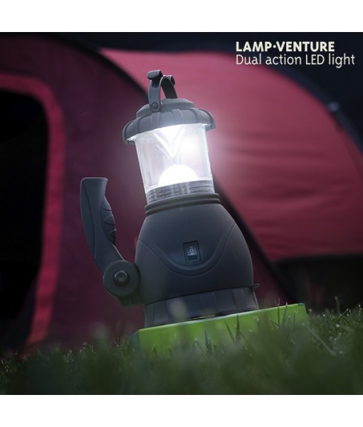 Camping light + a Torch