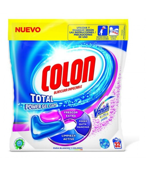 Colon Total Power Vanish Clothes Detergent