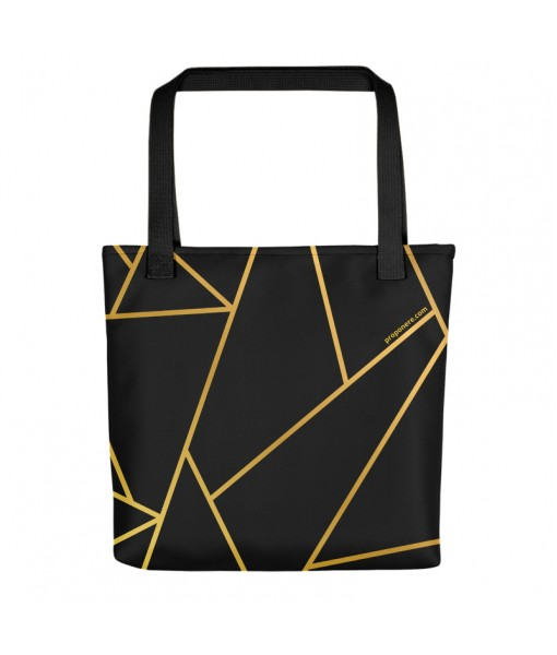Golden Triangle Tote Bag