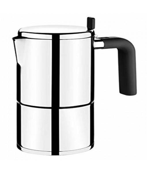 Italian Coffee Maker Bra Bali, Stainless Steel