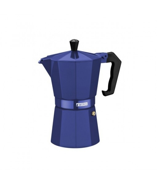 Italian Coffee Pot Monix M301706 Aluminium (6 cups)