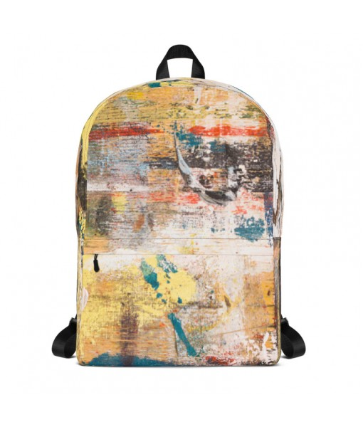 Messy Grunge Backpack