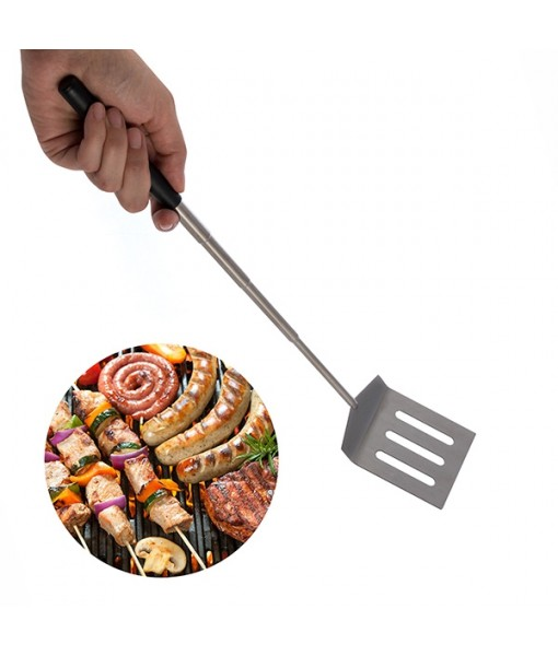 Mini Extendable BBQ and Frying Pan Spatula