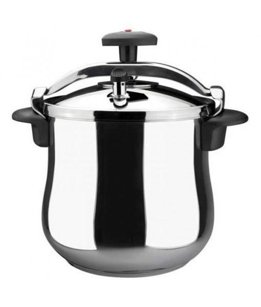 Pressure Cooker Magefesa 10 l Stainless Steel